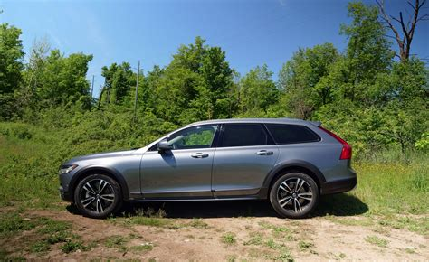 volvo manufacturer country 2017 volvo v90 cross country review autoguide news