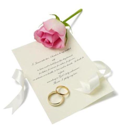 contemporary wedding vows lovetoknow