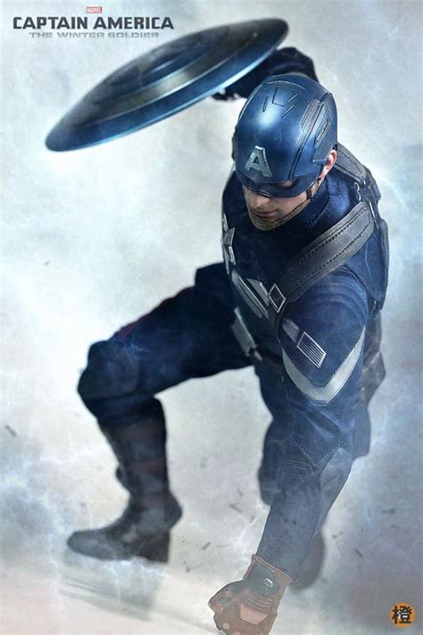 captain n figure toys captain america the winter soldier collectible