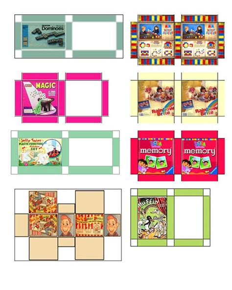 doll house games free dollhouse printable games fullpage post1950 3 miniature printies pinterest doll