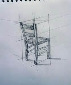 dessin d une chaise alain briant galerie