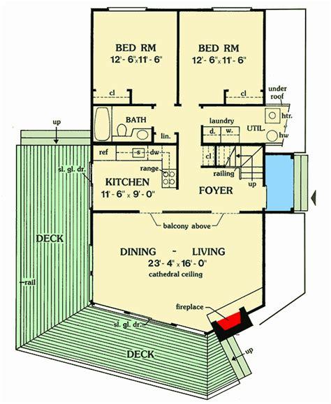 a frame floor plans popular a frame house plan 0482p architectural designs house plans
