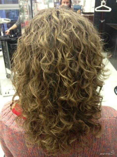 pictures of easy to care for perms beautiful loose even curl in this perm hairstyles