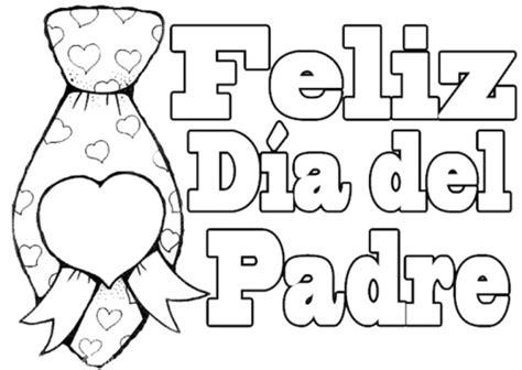 imagenes que diga feliz dia papa dibujos de fel 237 z d 237 a pap 225 para imprimir y pintar feliz