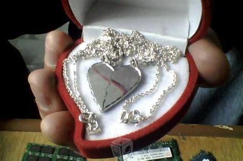 cadenas de plata en zacatecas dije corazon clasf