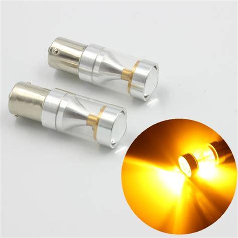 Lu Led Semny 15 W 2pcs brightness high power socket 1156 led 30w 6 smd cree xbd p21w led ba15s