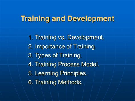 ppt templates for training training ppt