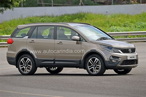 Home Design Expo 2015 tata hexa crossover image gallery features and details