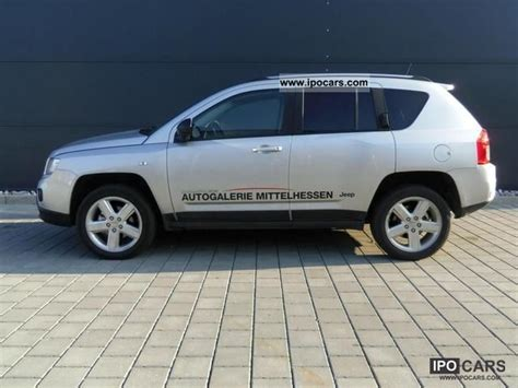 Jeep Compass 2011 Specs 2011 Jeep Compass 2 2 Limited Car Photo And Specs
