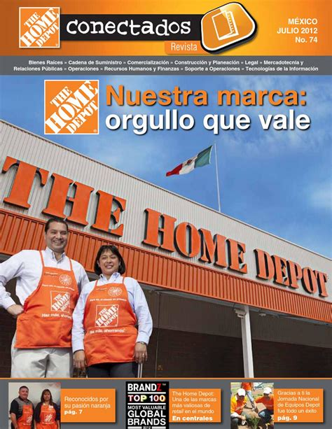 issuu revista concetados by the home depot