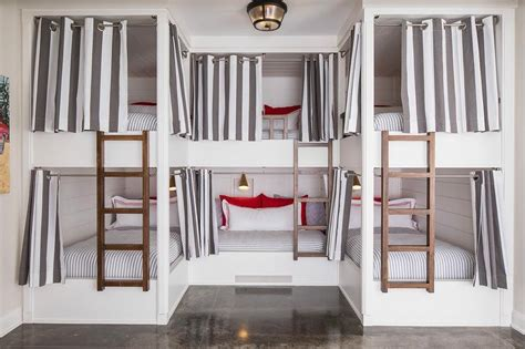 Curtains For Bunk Bed Bunk Beds With Curtains Curtain Menzilperde Net
