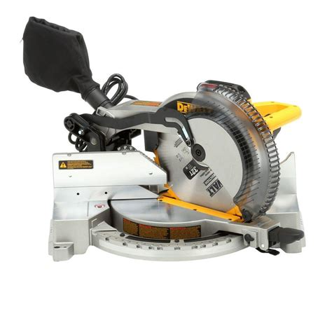 awesome home depot saws on dewalt compound miter saws