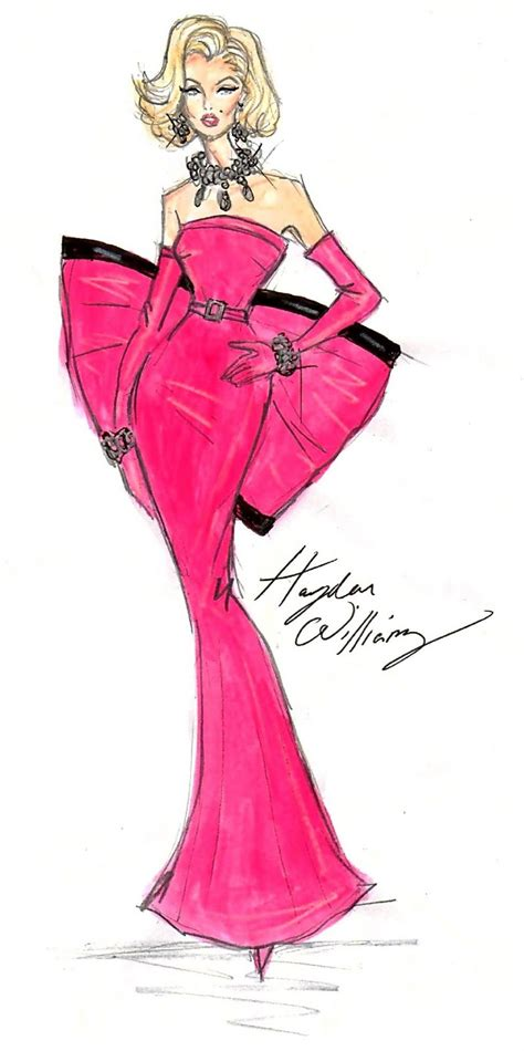 happy birthday fashion design hayden williams fashion illustrations june 2011