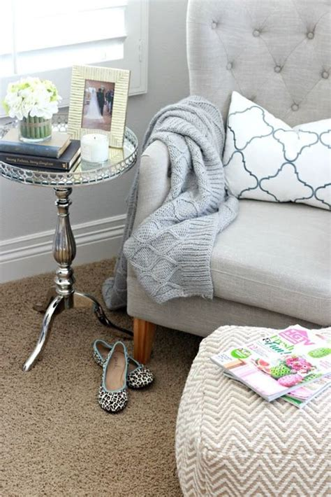 corner bed pillow a reading nook gets a homegoods update with a pretty new