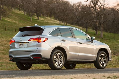 2016 acura rdx 2017 2018 best cars reviews
