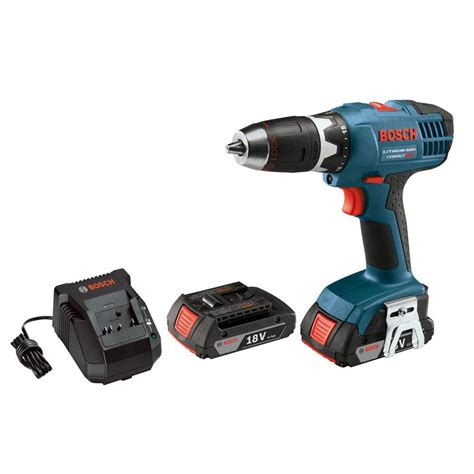 bosch factory reconditioned cordless 1 2 in compact drill