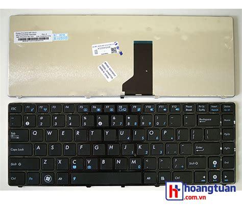 Keyboard X45a b 224 n ph 237 m laptop asus x45 x45a x45c x45u x45v hoangtuan vn