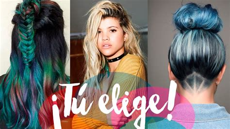 tendencias pelo 2017 las 10 tendencias de color 2017 cabello youtube