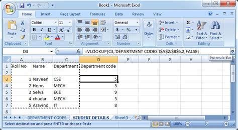 Excel Lookup Image Gallery Excel 2013 Vlookup
