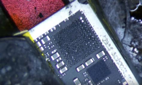 iphone    audio ic repair slow boot freezing