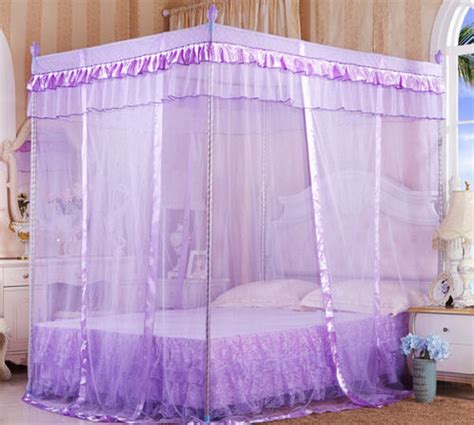 pink canopy bed pink four corner post bed canopy mosquito netting or frame