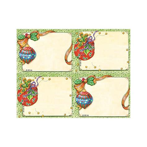 christmas design name tags christmas name tags labels from mary engelbreit