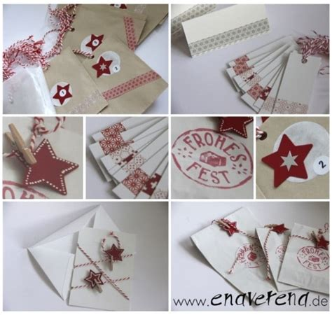 Adventsbasteln Mit Kindern Ideen 5667 by Adventsbasteln Mit Papier Handmade Kultur