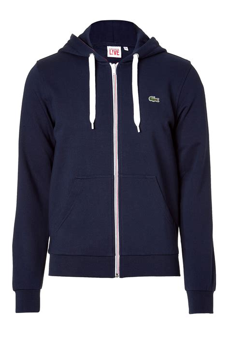 Hoodie Zipper Marine One Brothersapparel lacoste marine zip hoodie in blue for marine lyst