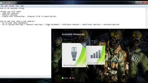 tutorial nat abierta xbox one tutorial opening nat for xbox live setting static ips