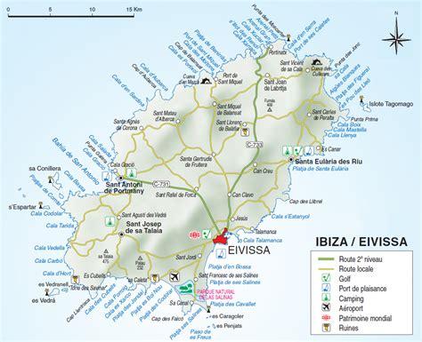 0004488962 carte touristique ibiza and infos sur carte touristique ibiza arts et voyages