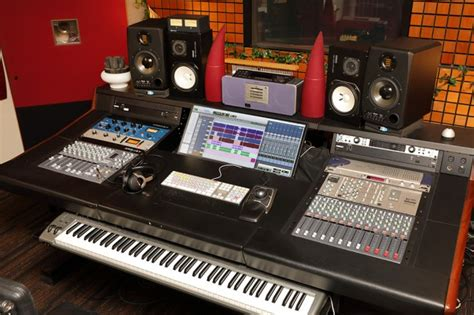 Pro Tools Desk by