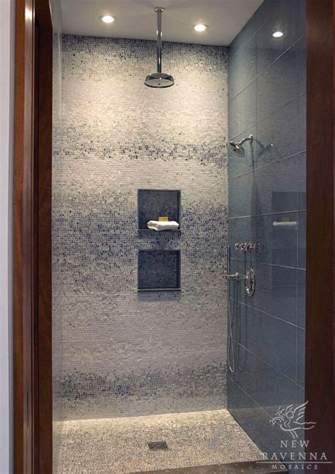 dusche mosaik mosaic tile shower for the home