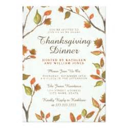 friendsgiving invitations announcements zazzle