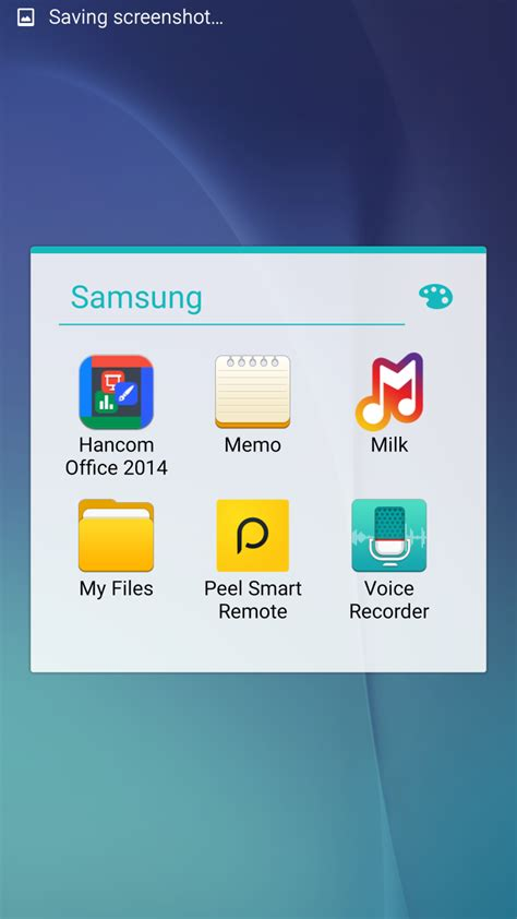 Samsung App Drawer the samsung galaxy s6 in depth review