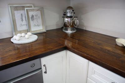 Sealing A Wood Countertop by 1000 Ideas About Walnut Stain On Walnut