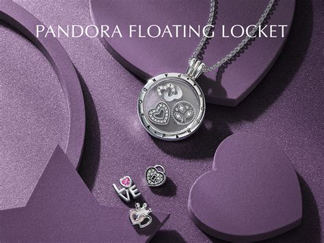 PANDORA Floating Locket   Official Online Store Hong Kong   PANDO