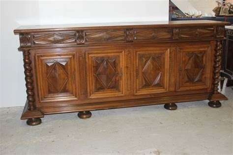 sideboards and buffet antique louis xiii style buffet sideboard at 1stdibs