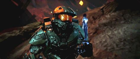 imagenes en movimiento de videojuegos halo 5 gif find share on giphy