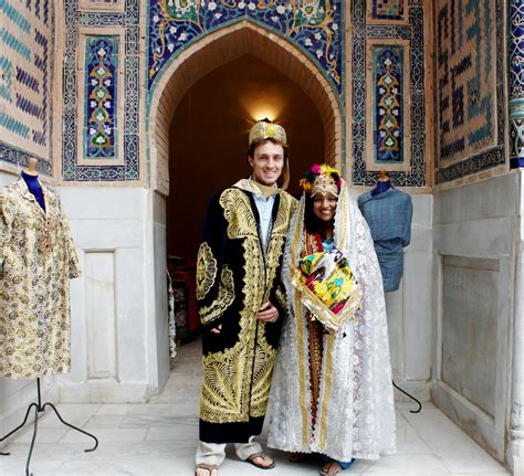 uzbek traditional dress women travel with preethi islam and women in uzbekistan
