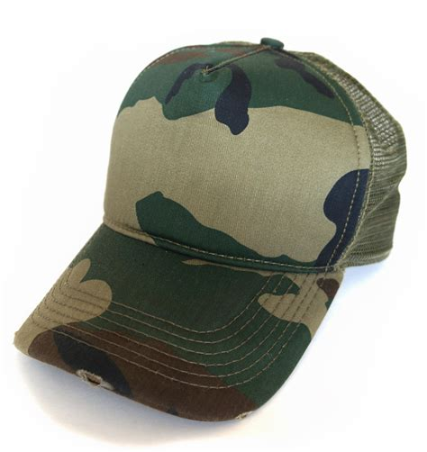 in camo hats camo trucker hats tag hats