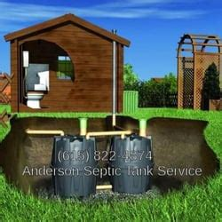 anderson s plumbing septic tank service closed 11