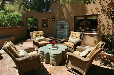 mediterranean style furniture 20 outdoor table and chair designs ideas plans design