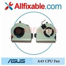Fan Asus K43 A43 A43s K43s X43 X43s X43sc A53 A53s K53 asus a43 cpu fan price harga in malaysia