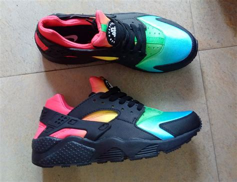 Handmade Air - custom nike air huarache provincial archives of saskatchewan