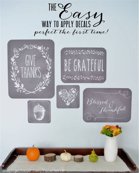 wall stickers how to apply how to apply wall decals with royal designs studio one