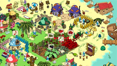 smurfs village mod unlimited coins berry v1 3 2 apk filechoco smurfs village mod unlimited coins berry v1 3 2 apk