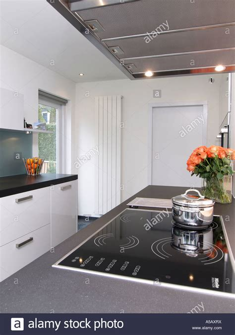 really funky modern kitchen induction hob cooker and modern style white kitchen with induction cooker and