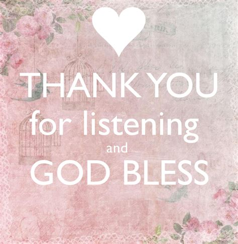 god bless you and a god bless book books thank you for listening and god bless poster epdx990