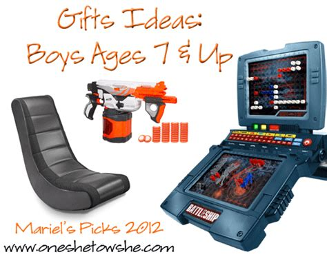 gifts for boys ages 7 up mariel s picks 2012 or so