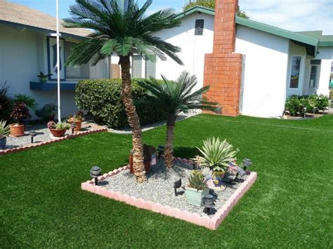 Brilliant fresh and gorgeous garden style with palm tree pictures photos images